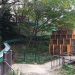 千里中央公園の遊具