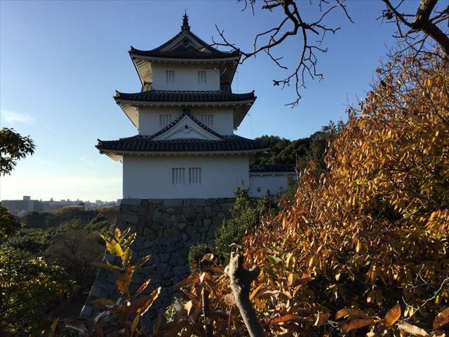 明石公園の巽櫓