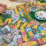 人生ゲームの遊び方やルール、幼児と遊んでみた感想