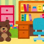 子供部屋、勉強机や家具など