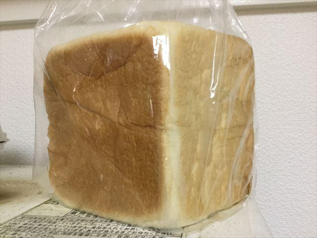 """高級""""生""""食パン「乃が美」の食パン1斤"""