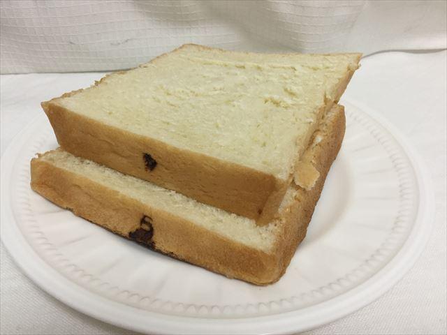 Pain de Singe(パンドサンジュ)の跳び箱パンを切って並べてみた、4~5段目目
