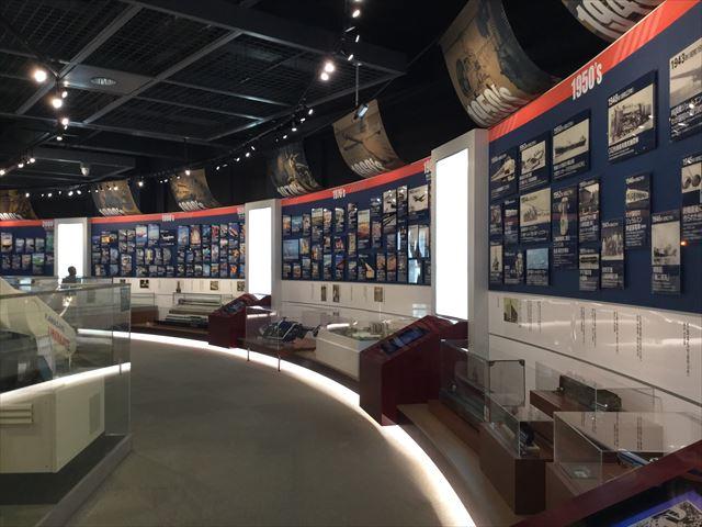 「カワサキワールド」川崎重工の歴史展示