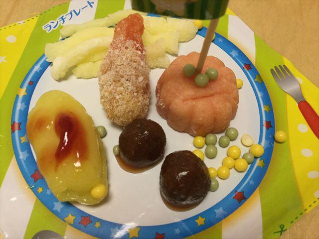 知育菓子ホッピンクッキン「つくろう!おこさまランチ」完成、さらに拡大