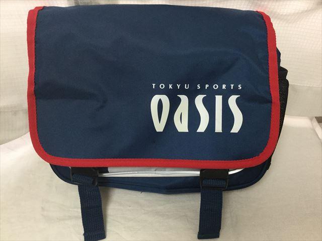 東急スポーツオアシス・オアシスキッズのバッグ