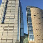 NHK大阪ホールの裏側