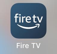 Fire TVアプリのアイコン