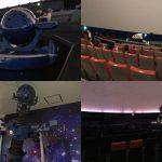 関西のプラネタリウム投影機(大阪市立科学館、ドリーム21、ソフィア堺、バンドー神戸青少年科学館)の4箇所