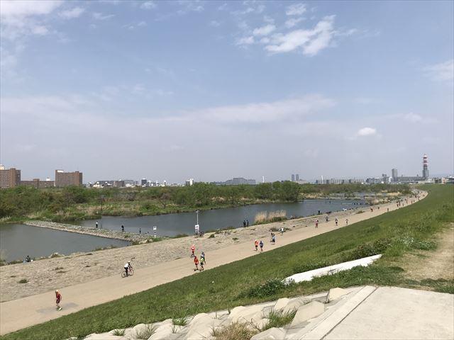 淀川(城北ワンド)