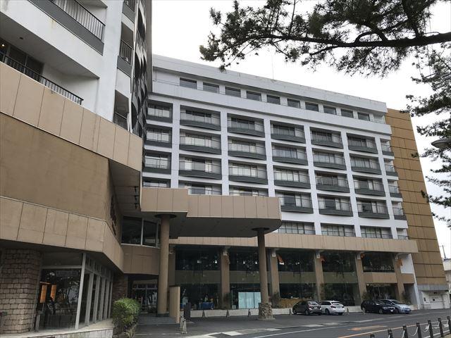 ホテル「夢海游 淡路島」