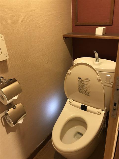 「夢海游 淡路島」和みフロア和洋室D・トイレ