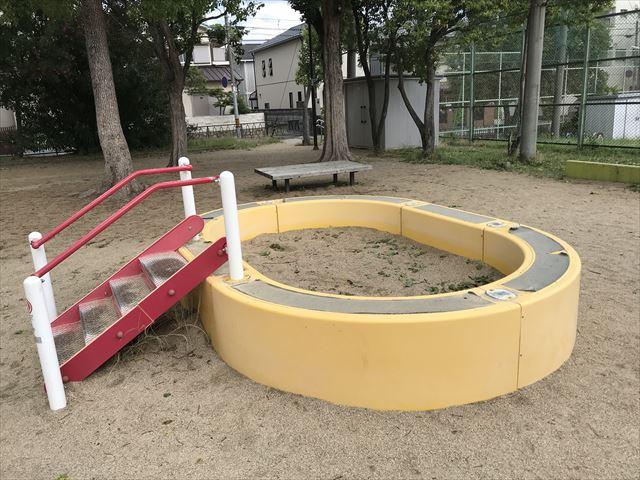 神戸「住吉公園」砂場