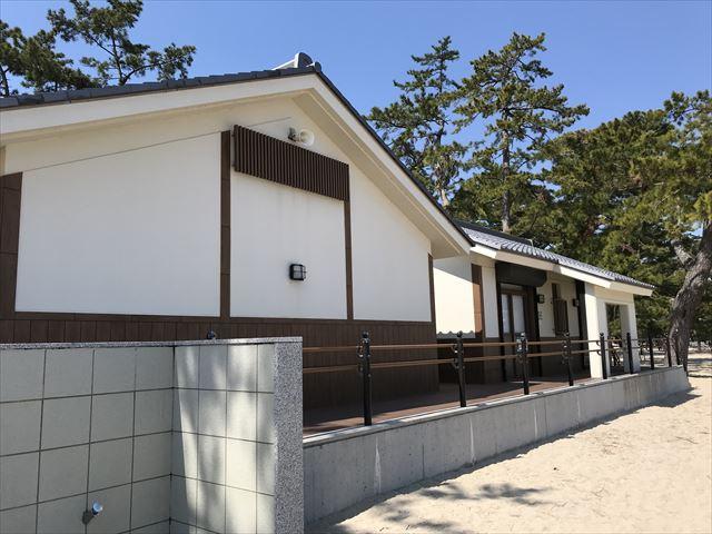 大浜海水浴場ビーチハウス