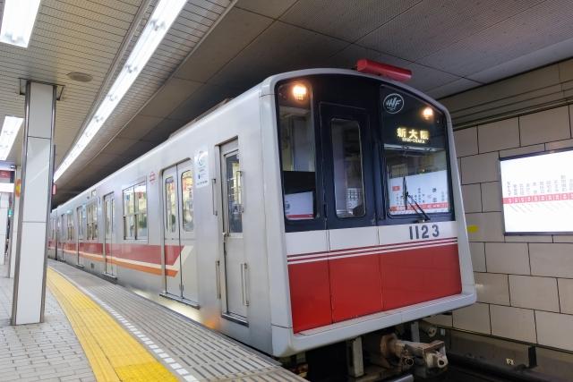 大阪メトロ御堂筋線
