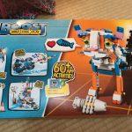 「レゴブースト」パッケージ