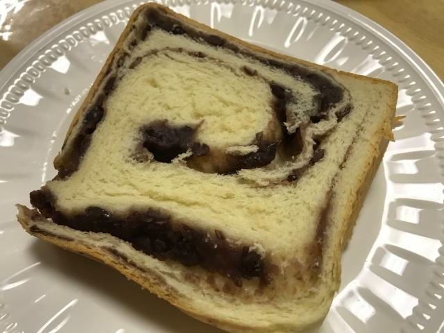 トミーズ「あん食」トーストしてみた