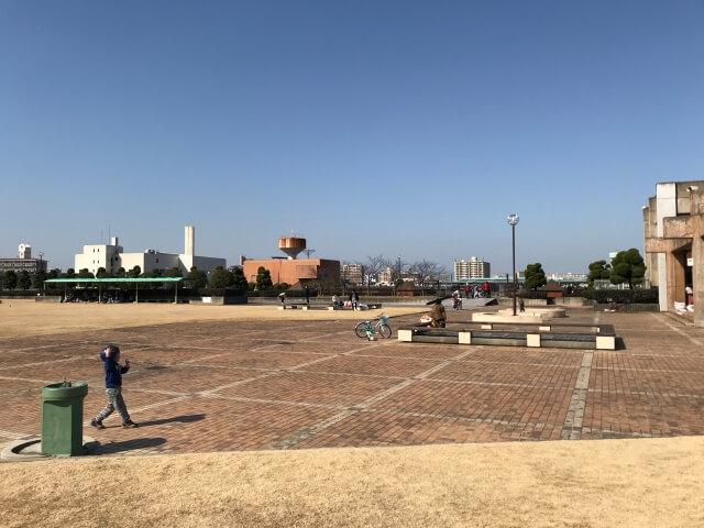 「川俣スカイランド」多目的広場