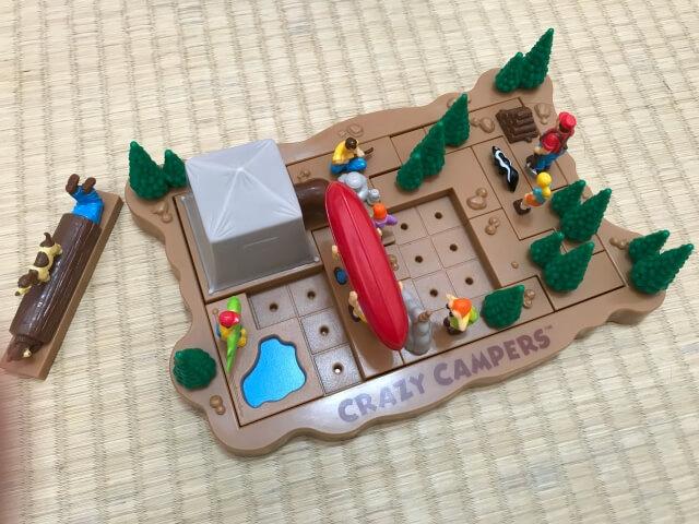 ボーネルンド「クレイジーキャンプパズル」