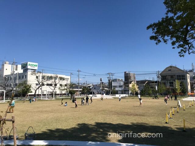 大枝公園「芝生広場」