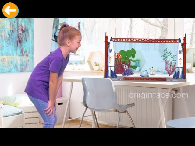 「楽天ABCマウス」子供が英語で話している