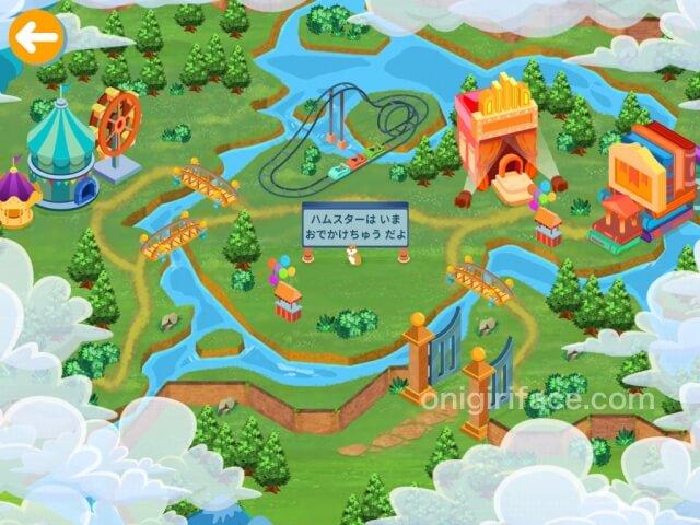 「楽天ABCマウス」地図