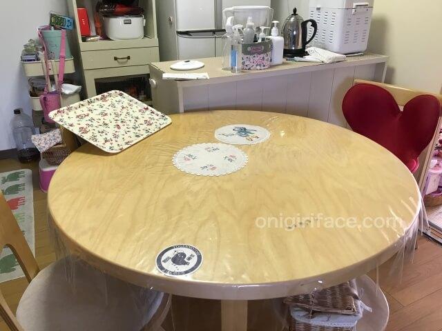 アルテック(artek)丸テーブル
