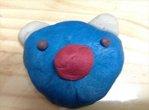 寒天粘土で作ったペネロペ