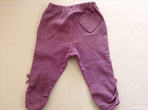 スーリーの子供服(ズボン)ハートのポケット