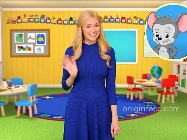 「楽天ABCマウス」ジェニファー先生